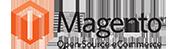 Magento logo E commerce Development